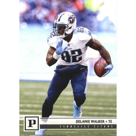 Football Herschel Walker - 2018 Panini #285 Delanie Walker Tennessee Titans Football Card