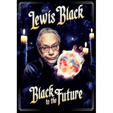 Lewis Black: Black to the Future (DVD) (Jennifer Back To The Future)