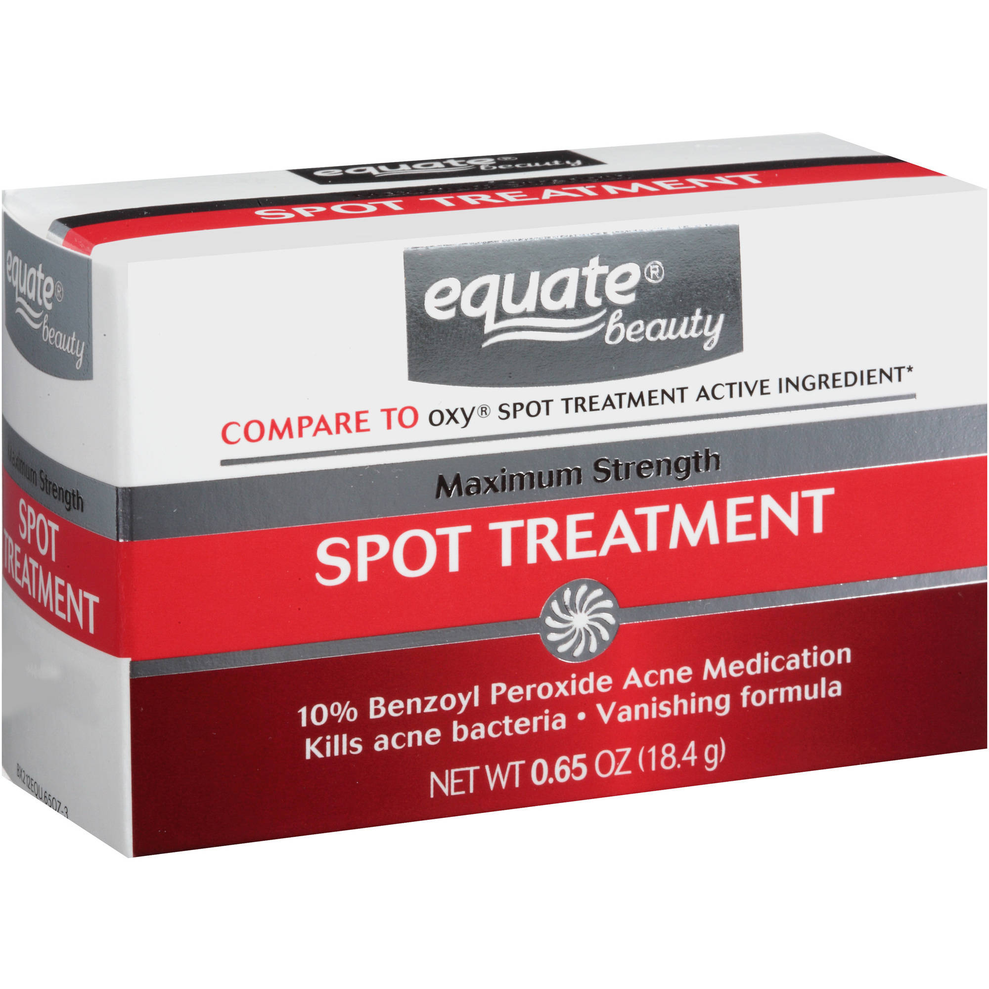 Equate Beauty Maximum Strength Spot Treatment, 0.65 oz