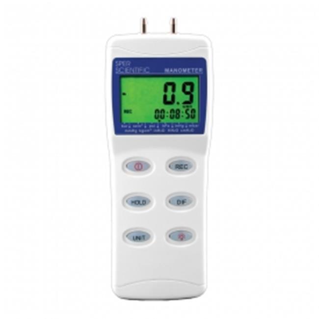 Sper Scientific 840081 0-15 PSI Differential Monometer