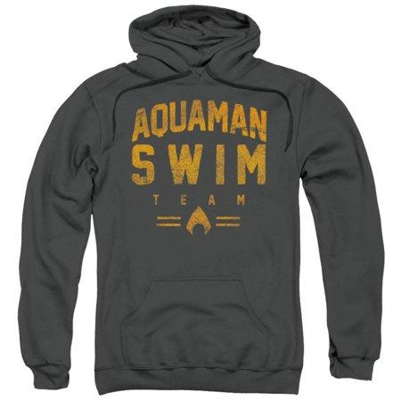 Hoodie: Aquaman- Swim Team Apparel Pullover Hoodie - - Voler Team Apparel
