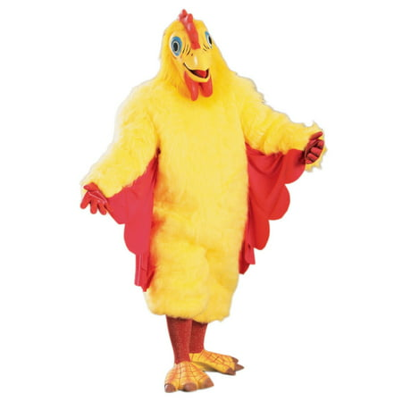 Chicken Adult Costume - Cheap Animal Costumes For Adults