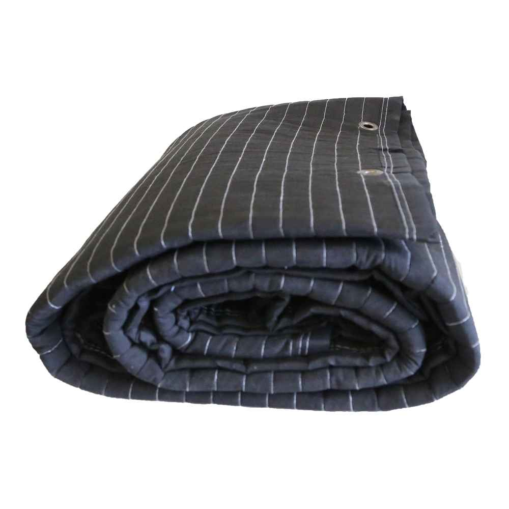"""US Cargo Control Moving Blankets- Small  72"""" x 80"""" Sound ..."""