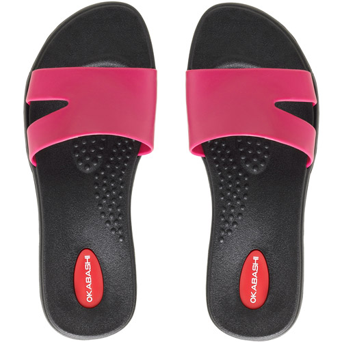 Okabashi  Women's Wave Slide Sandal