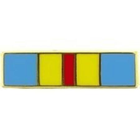 United States Armed Forces Mini Award Ribbon Pin - Defense Distinguished (Distinguished Service Award)