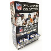 2015 Panini NFL Sticker & Album Combo