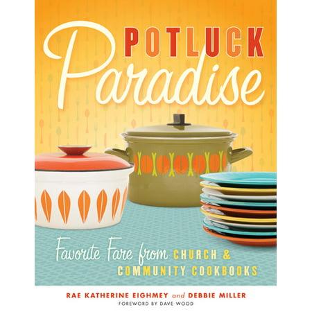 Potluck Paradise - Halloween Potluck Food Ideas
