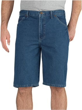 "Men's 11"" Regular Fit 6-Pocket Denim Short"