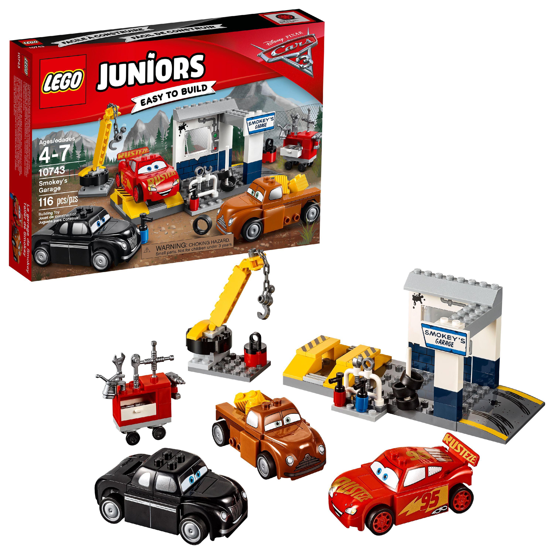 LEGO Juniors Smokey's Garage 10743 Building Set (116 Pieces)