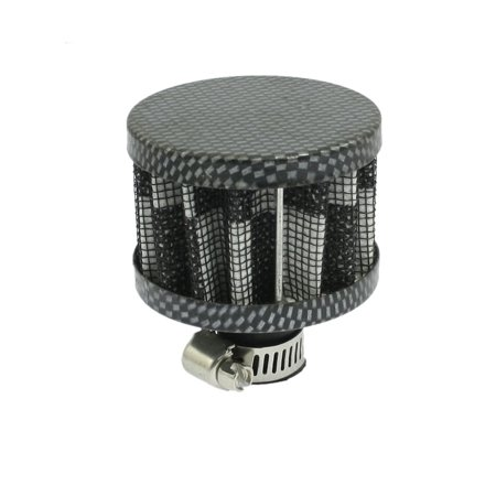 Unique Bargains Compressor Replacement Air Intake Column Filter Cleaner 0.5