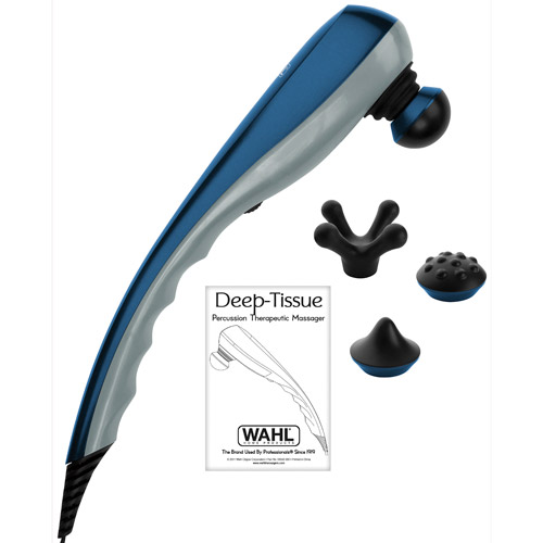 Wahl Deep-Tissue Percussion Therapeutic Massager