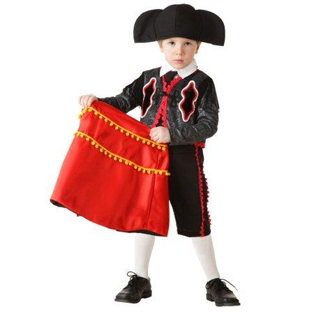 Toddler Matador Costume - Matador Jacket Costume