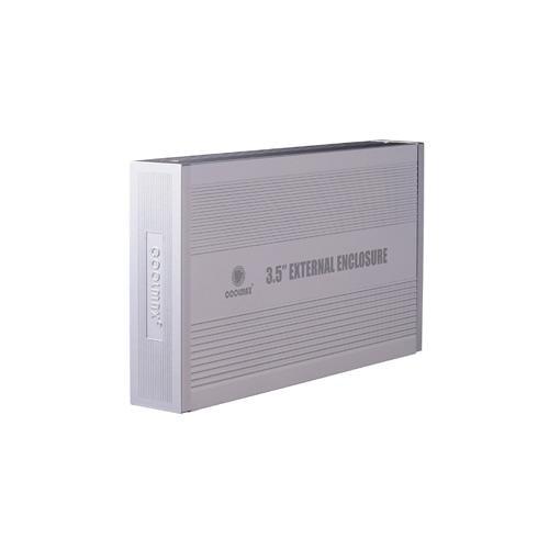 """CoolMax 3.5"""" USB 2.0 SATA I/II External Hard Drive Enclosure"""