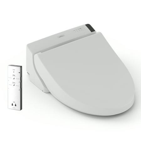 TOTO® Washlet® A200 Elongated Bidet Toilet Seat, Cotton White - SW2024#01 ()