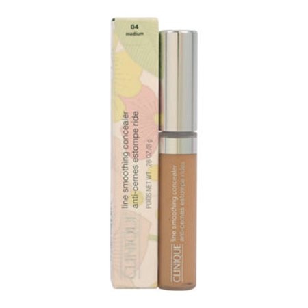 Line Smoothing Concealer - # 04 Medium by Clinique for Women, 0.28 oz