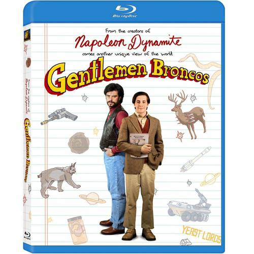 Gentlemen Broncos (Blu-ray) (Widescreen)