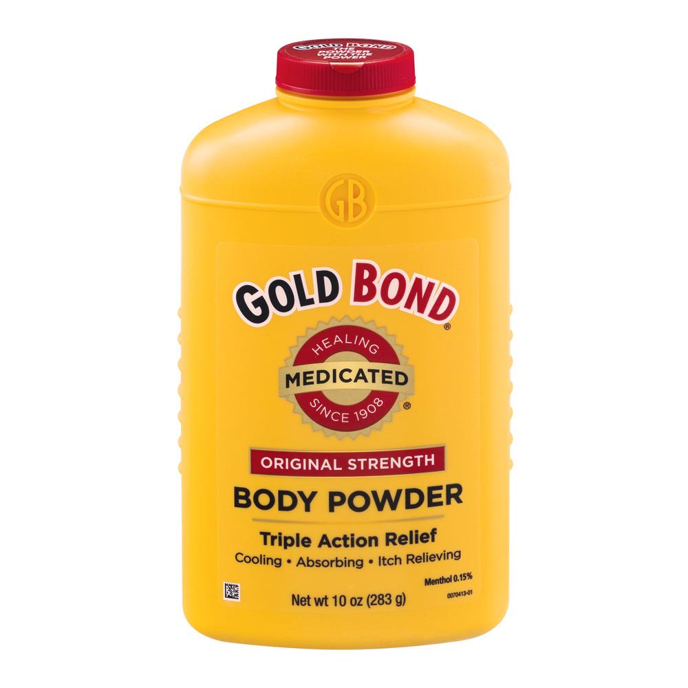 Gold Bond Original Strength Medicated Body Powder, 10 oz