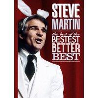 Steve Martin: The Best of the Bestest Better Best (DVD)