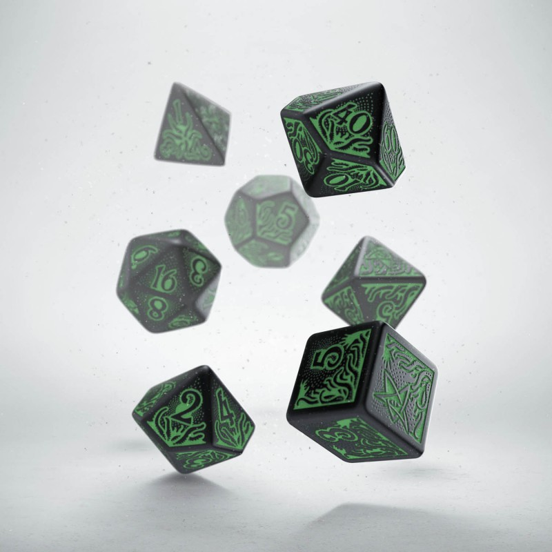a place to call home box set call of cthulhu 7th edition black green dice set call of Call of Cthulhu Dice (7th Edition), Black-Green - Walmart.com