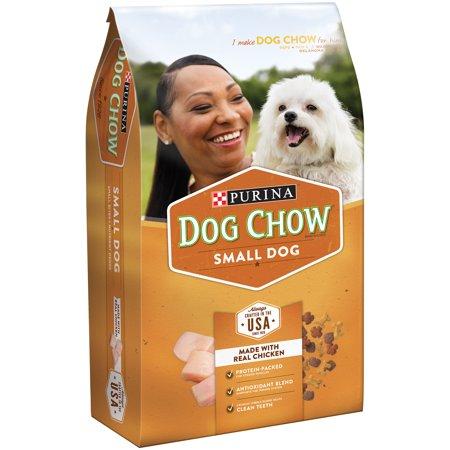 Purina Dog Chow Small Dog Dog Food 4 Lb  Bag