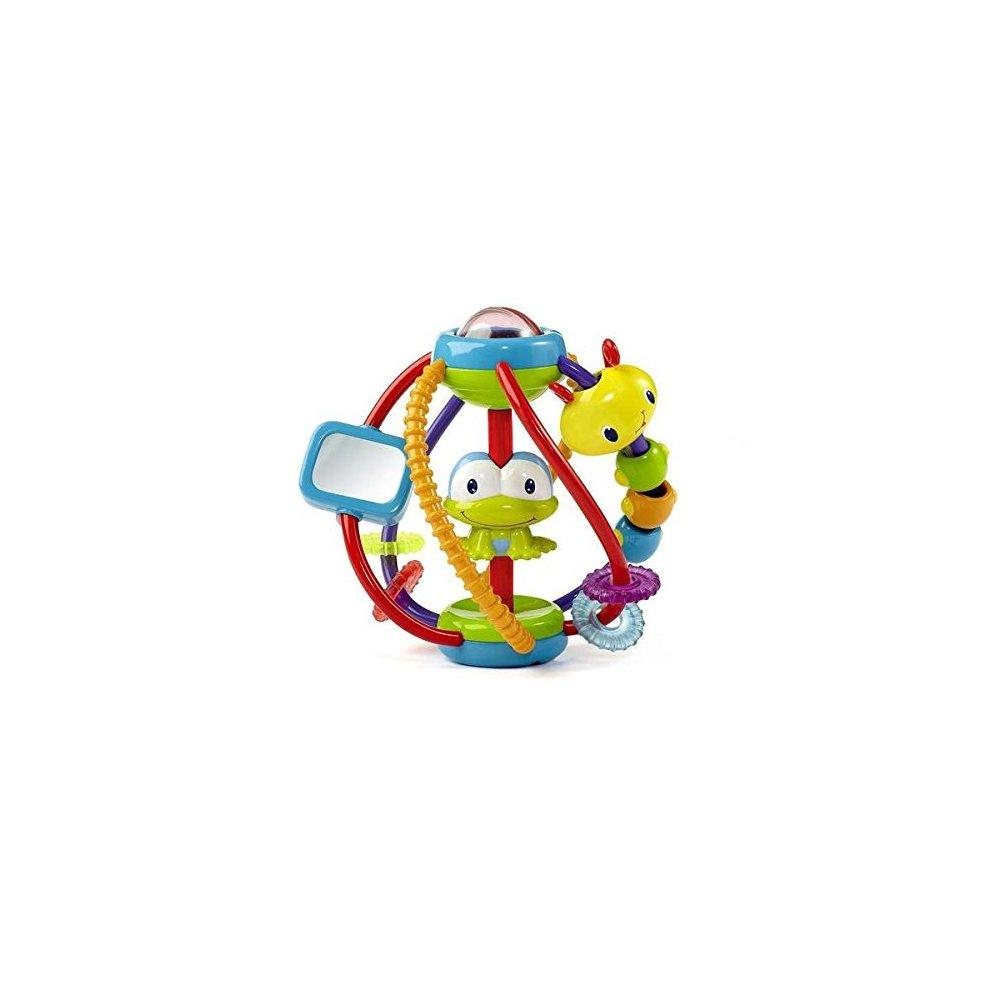 Bright Starts Clack Slide Activity Ball by
