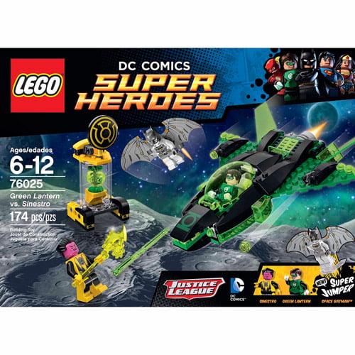LEGO Super Heroes Green Lantern vs. Sinestro