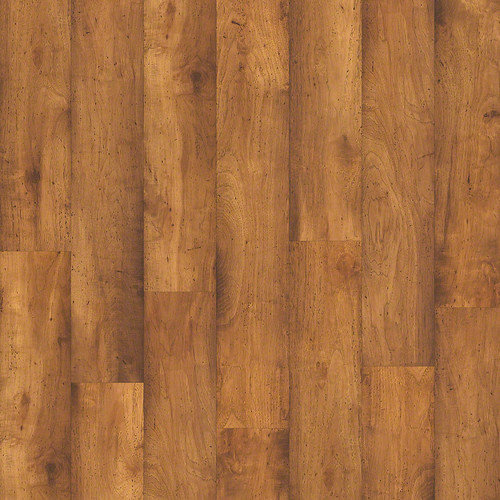 Shaw Floors Landscapes Plus 8'' x 48'' x 8mm Hickory Laminate in Eastlake Hickory