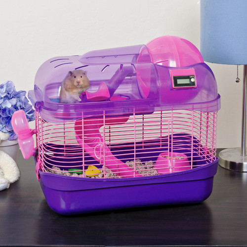 Ware Manufacturing Spin City Health Club Small Animal Modular Habitat