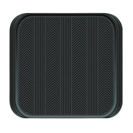 Pilot automotive fmx 004e universal fit h d rubber floor for 1 piece floor mats trucks