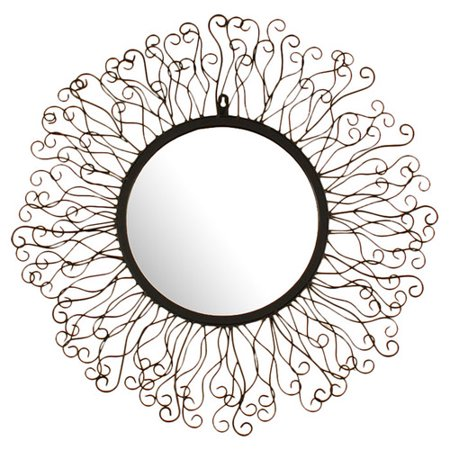 Ashton Sutton Fashionable Wall Mirror