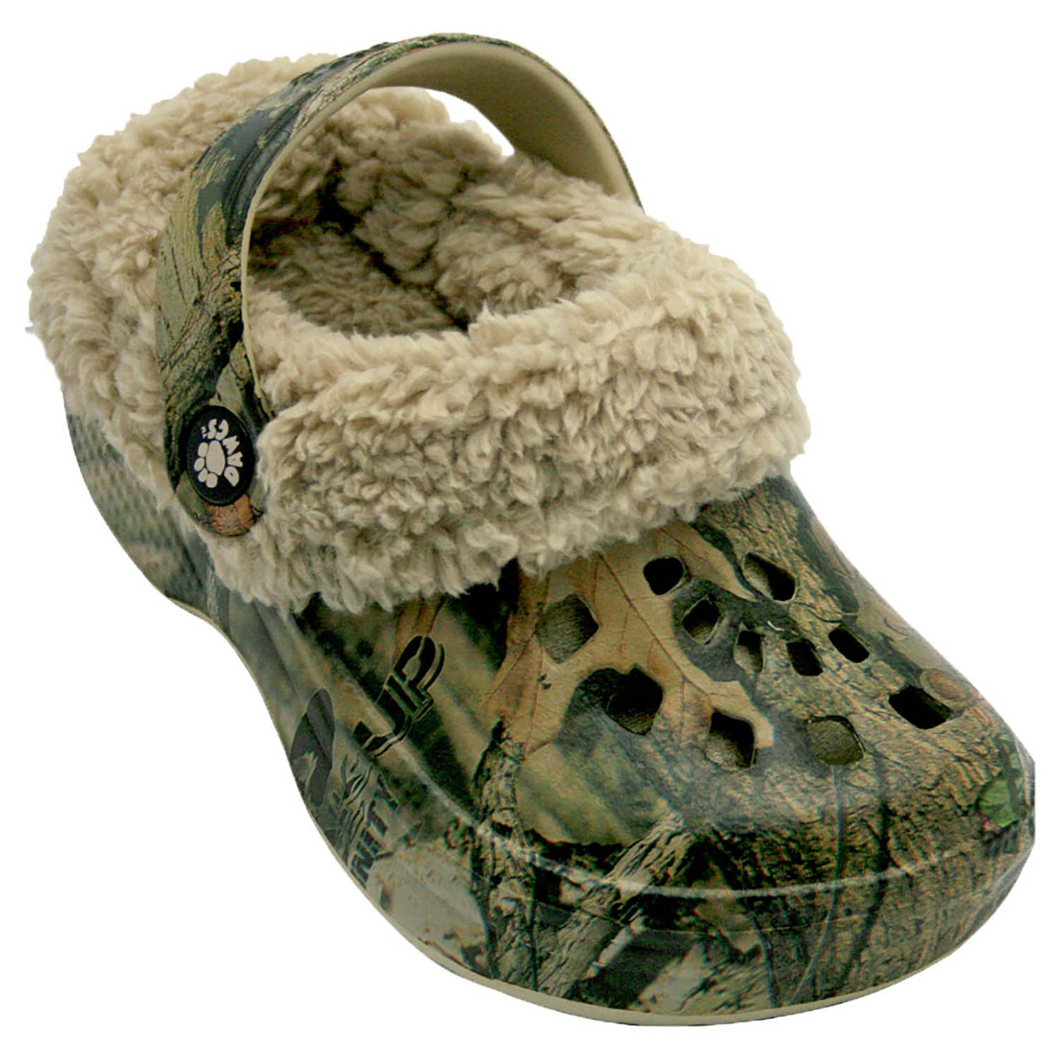 Toddlers' Mossy Oak Fleece Dawgs