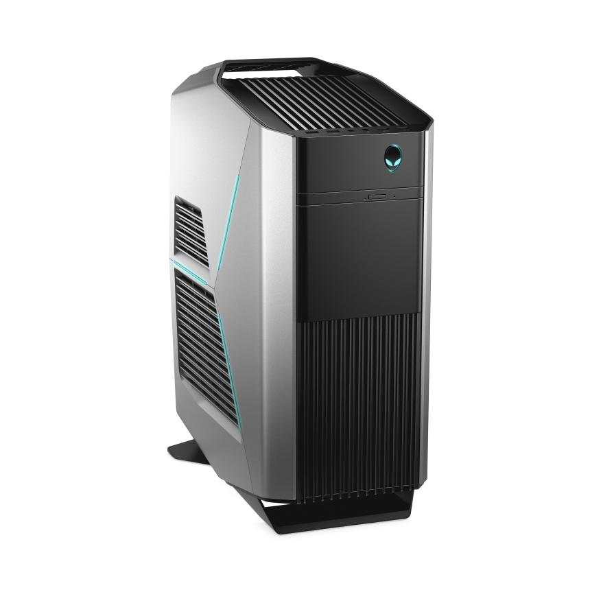 Dell Aurora R5 Intel Core i7-6700 X4 3.4GHz 16GB 1TB Win10,Silver (Certified Refurbished)