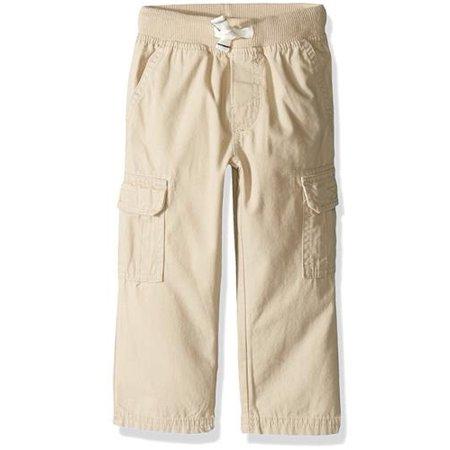 Carters Boys 3-24 Months Woven Cargo Pant (Khaki 18 Months) (Carters Khaki)