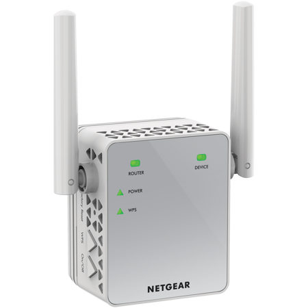 NETGEAR AC750 WiFi Range Extender (EX3700-100PAS) (Netgear Internet Booster Wireless)