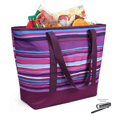 California Innovations Cooler Insulated Mega Tote Bag Size