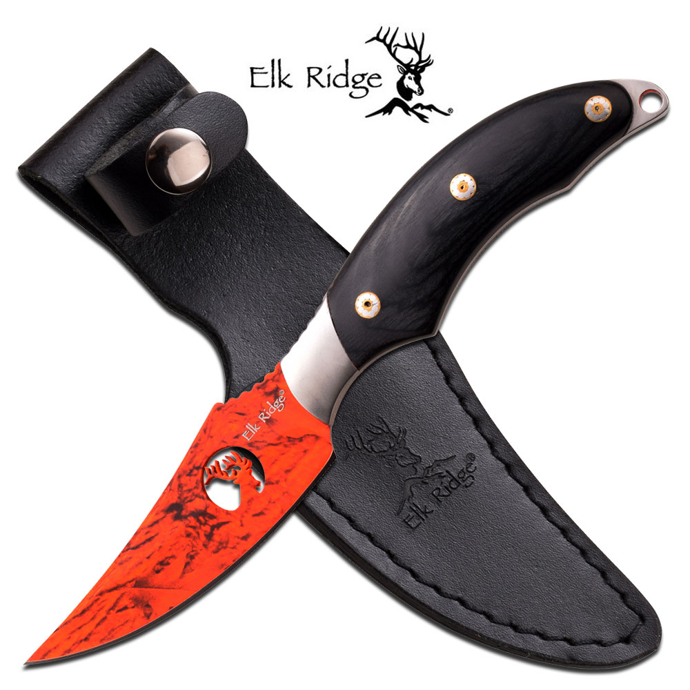Fixed Blade Red