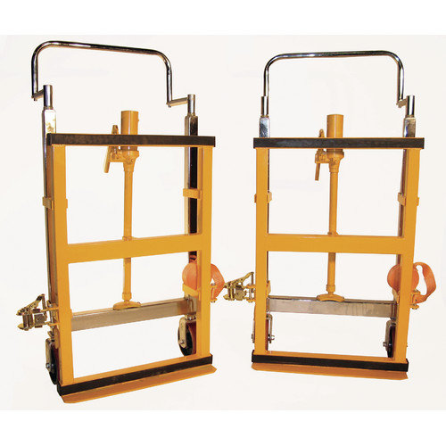 Wesco Manufacturing 42'' x 16'' x 26.5'' Furniture Dolly (Set of 2)