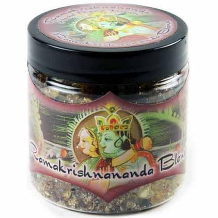 1 Lb Resin Incense - Resin Incense Ramakrishnananda Blend - 2.4oz jar