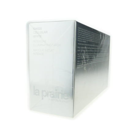 La Prairie Swiss Cellular White Intensive Illuminating Mask New In Box