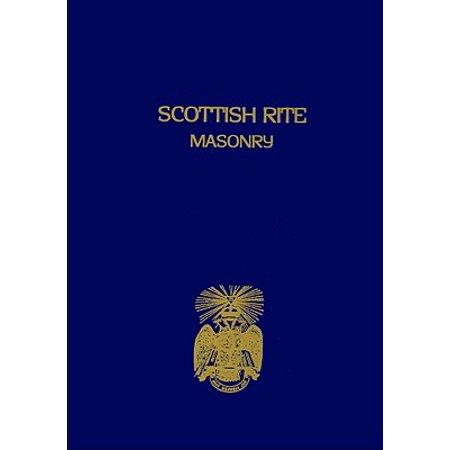 Scottish Rite Masonry Vol.1 Paperback