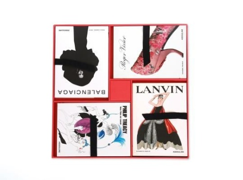 Survival Kit : Philip Treacy Lanvin Roger Vivier Balenciaga by