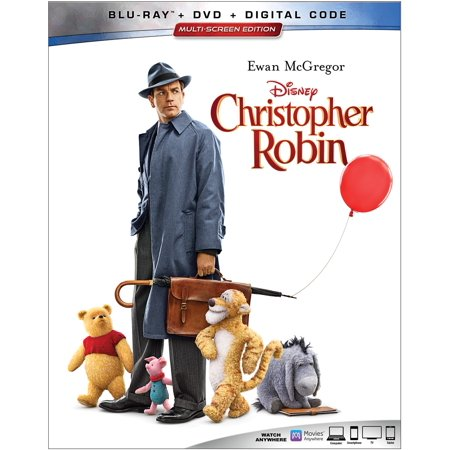 Revival Robin Mark - Christopher Robin (Blu-ray + DVD + Digital)