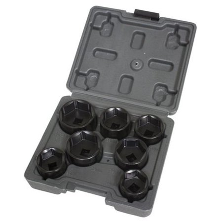 Lisle LS13270 Low Profile Filter Socket Set - 7 Piece - image 1 de 1