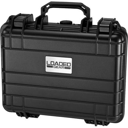 Barska Optics Loaded Gear Hard Case, HD-200, Black