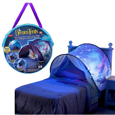 As Seen On Tv Innovative Magical Bed Dream Tents Pop Up