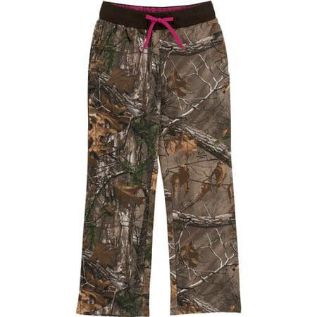 Realtree Xtra Women's Fleece Pants