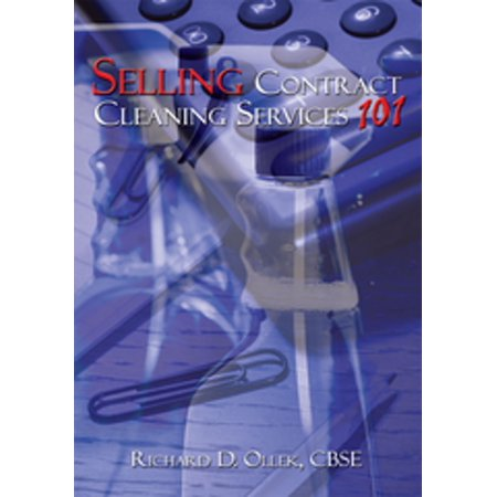 Selling Contract Cleaning Services 101 - eBook