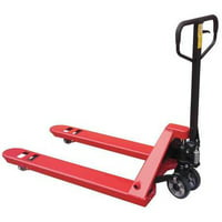 DAYTON 32HD10 Pallet Jack,4400 lb.,Quiet,Steel,Red