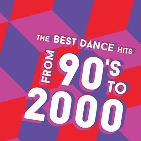 Best Dance Hits From 90's To 2000 / Various (CD)
