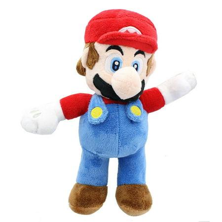 Nintendo Super Mario Bros. 12-Inch Mario Plush](Mario Bros Pumpkin)